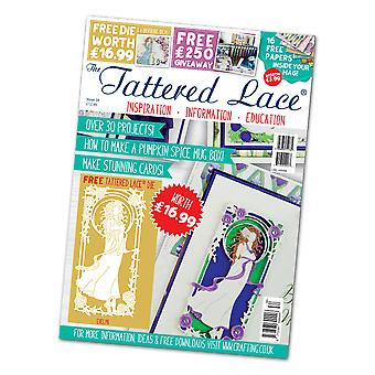 The Tattered Lace Magazine Issue 34