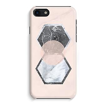 iPhone 8 Full Print saken (glanset) - kreativ touch