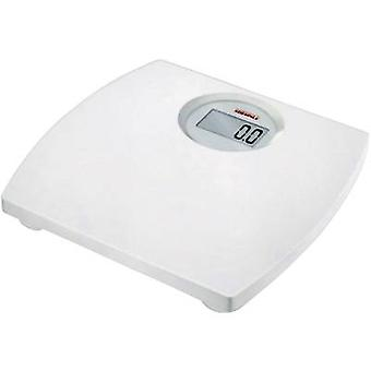 Digital bathroom scales Soehnle Gala Weight range=150 kg White