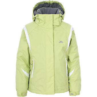 Trespass Girls Vanetta Waterproof Microfleece Lined Ski Jacket