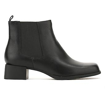 Camper Womens Rancho Black Kobo Ankle Boots