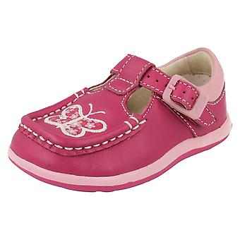 Girls Clarks First Walking Shoes Alana Star