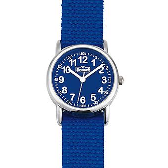Scout montre enfant apprentissage start up - cool Blus boys Watch 280304000