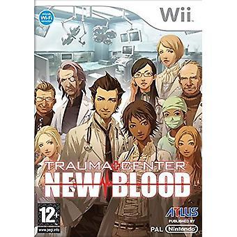 مركز الصدمات: دماء جديدة لعبة وي