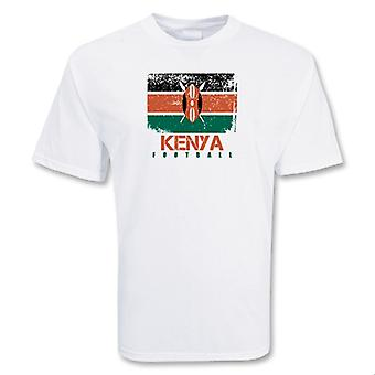 Kenia voetbal T-shirt