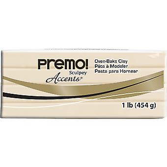 Premo Clay 1Lb-Translucent