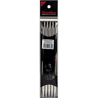 Double Point Stainless Steel Knitting Needles 8