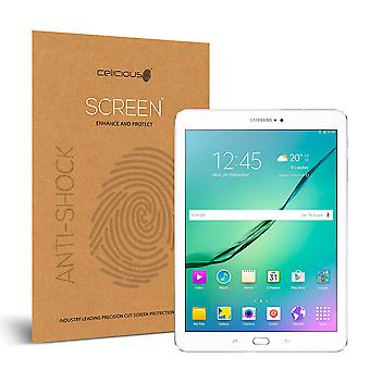 Celicious Impact Anti-Shock Shatterproof Screen Protector Film Compatible with Samsung Galaxy Tab S2 9.7