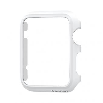 Spigen Thin Fit to Apple Watch 38 mm White