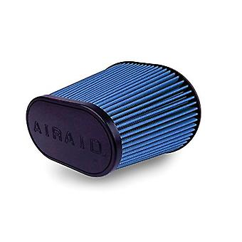 Airaid 723-242 Universal Clamp-On Air Filter: ovale affusolata; 6 pollici (152 mm) flangia ID; 8 in (203 mm) altezza; 9,156 in x 7.