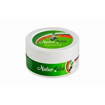 Body butter olive oil and pomegranate extract, moisturizing, hydrating 200ml.