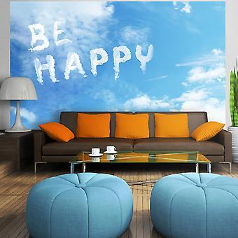 Carta da parati - essere felici