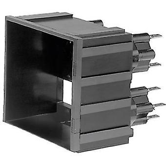 Fitting kit Hengstler CR1405537 Hengster CR1405537 Type 2 Brackets (Black), CR1405537