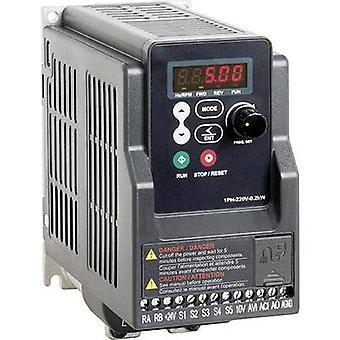 Peter de fréquence électronique onduleur 0,75 kW 1 phase 230 V