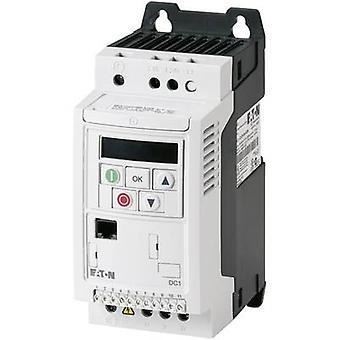 Eaton frekvensomriktare DC1-342D2FN-A20CE1 0,75 kW 3-fas 400 V