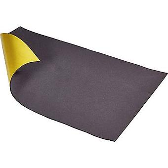 Self-adhesive foam (L x W x H) 300 x 200 x 2 mm