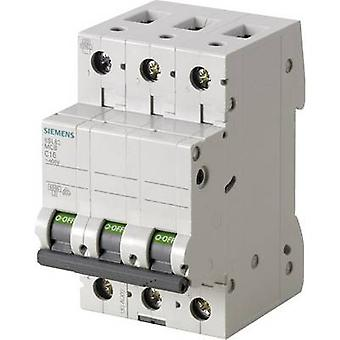 Circuit breaker 3-pin 32 A
