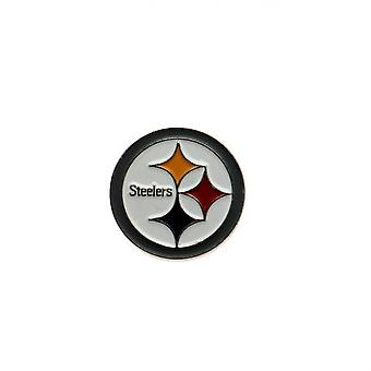Pittsburgh Steelers Nfl Team Crest Metal / Enamel Pin Badge