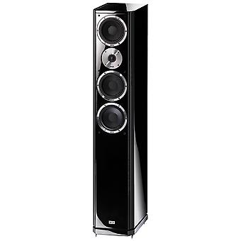 Heco Aleva GT 602 anniversary, Floorstanding speaker, 3-way color black, 1 piece new goods