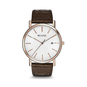 Bulova horloge van de mens van klassieke 98 H 51