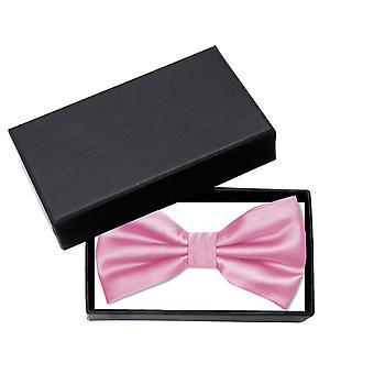 Fly old pink uni loop Fabio Farini bow tie