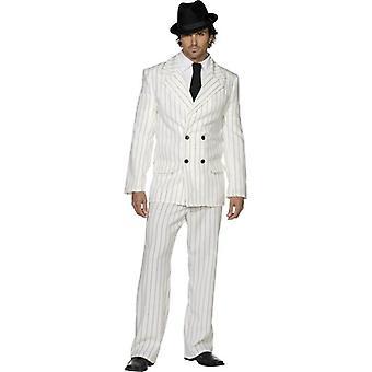 Fiebre traje de gángster, pecho 38