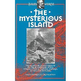 Mysterious Island by Verne - 9780819565594 Book