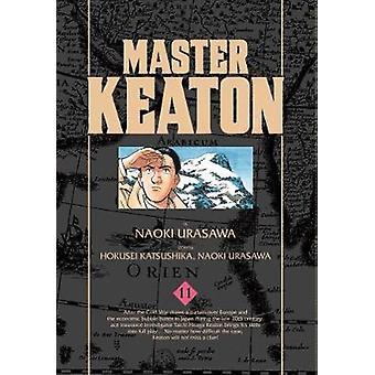 Master Keaton - Vol. 11 by Naoki Urasawa - Hokusei Katsushika - 97814
