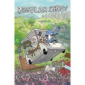Regelbunden Show - v.1 av KC Green - Allison Strejlau - 9781608863624 bok