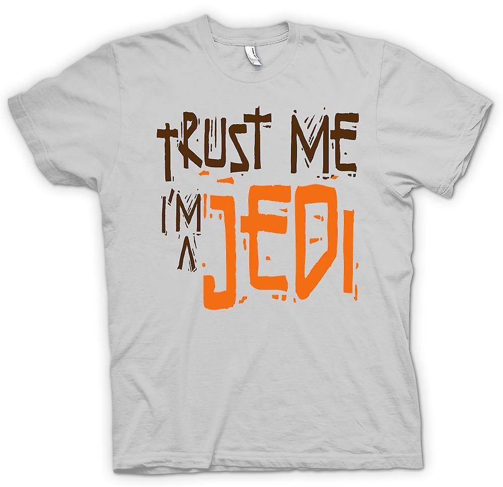 Camiseta para hombre - confía en mí yo soy un Jedi - gracioso