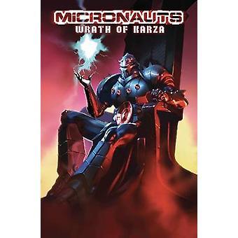 Micronauts - toorn van Karza door Cullen Bunn - 9781684050604 boek