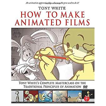 Hoe maak je korte animatiefilms