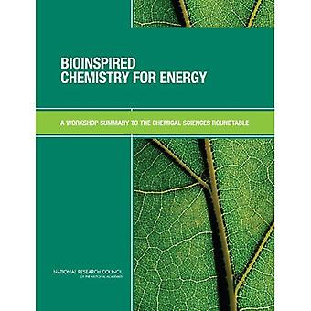 Bioinspired Chemistry for Energy: A Workshop Summary to the Chemical Sciences Roundtable