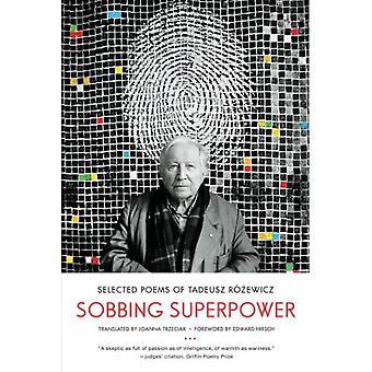 Superpotencia sollozando