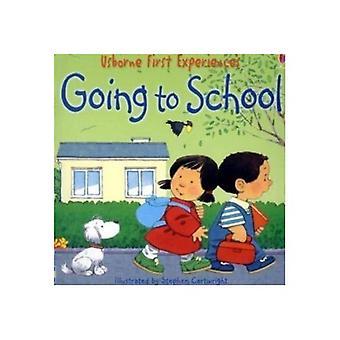 Do szkoły: miniaturowych (Usborne pierwsze doświadczenia) [ilustrowane]