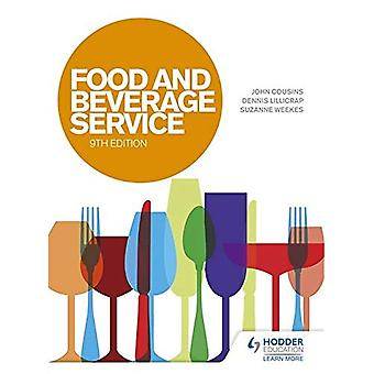 Food and Beverage Service, 9th Edition