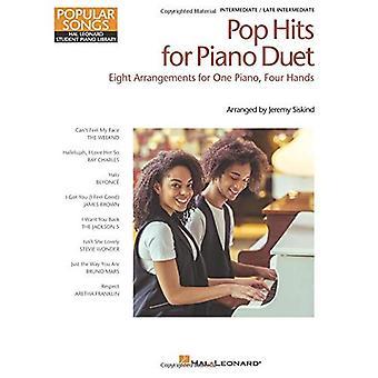 Piano Duetto Pop Hits: Iskelmiä sarja