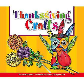 Thanksgiving Crafts (Holiday Crafts)