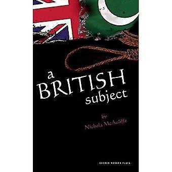 En britisk statsborger