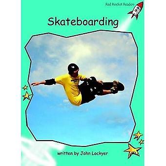 Skateboarding: Level 2: Fluency (Red Rocket Readers: Non-fiction Set B)