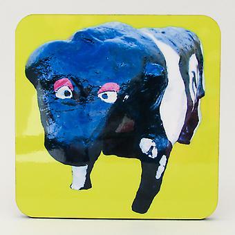 Milton Keynes vacas Moey corcho trasero Coaster