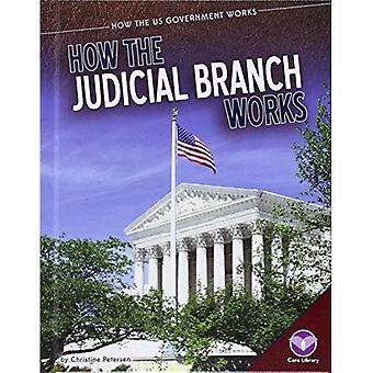 How the Judicial Branch Works (How the Us Government Works)