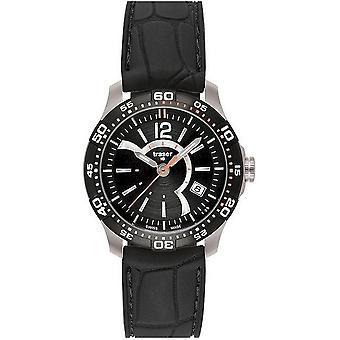 Traser H3 Ladytime black ladies watch T7392. 8A6. G1A. 01-100304
