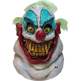 Sloppy The Clown Latex Mask For Halloween