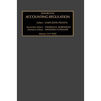 Research in Accounting Regulation by Previts & Gary John