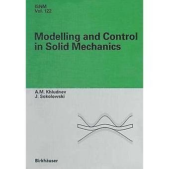 Modellering och kontroll i hållfasthetslära by Khludnev & A.M.