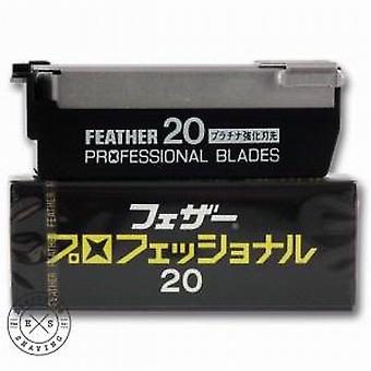 Feather Professional Injector Blades