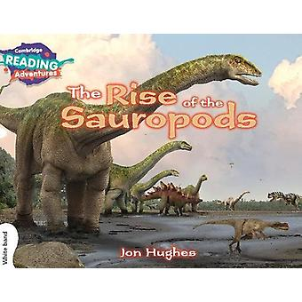 The Rise of the Sauropods White Band by Jon Hughes - 9781108405768 Bo