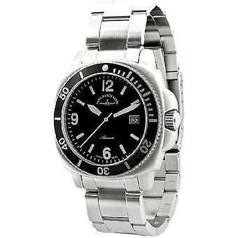 Zeno-watch mens watch diver look 3 440A-a1M