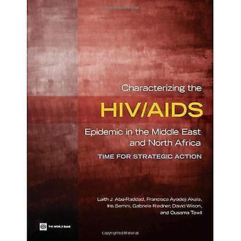 Karakterisera HIV
